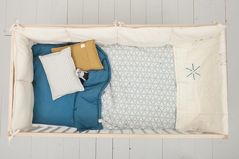 Les jolis textiles de Camomile London