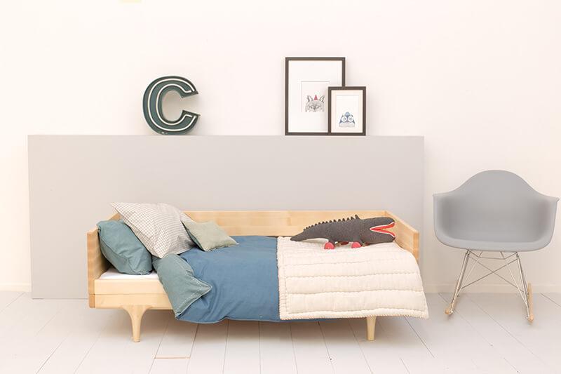 Fauteuil Eames chambre d'enfant