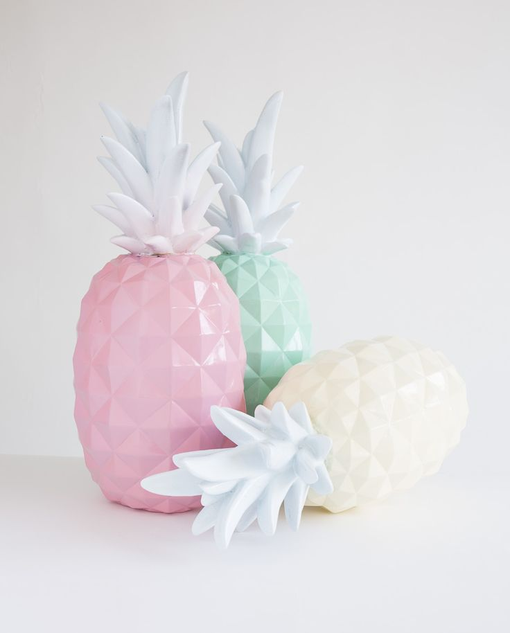 Tendance : les lampes ananas