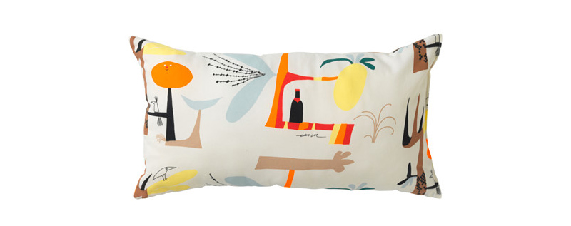 In love with : le coussin Önskedröm chez Ikea