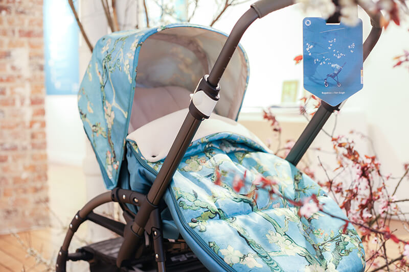 Du design pour les kids : Bugaboo x Van Gogh