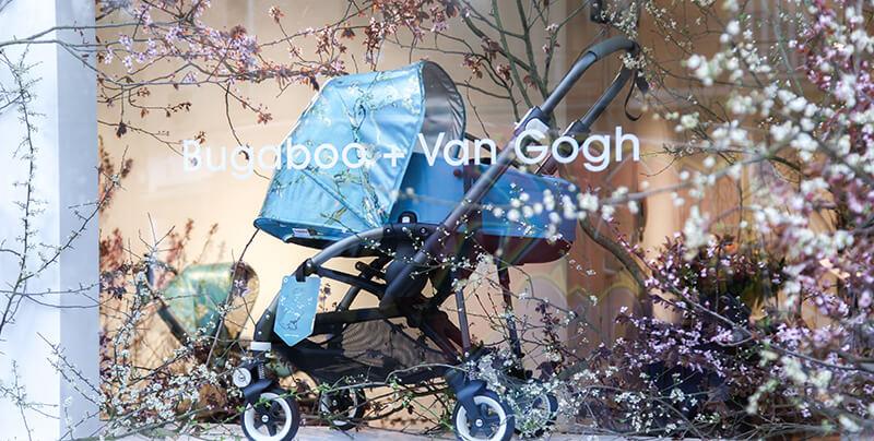 Du design pour les kids : Bugaboo x Van Gogh - FrenchyFancy