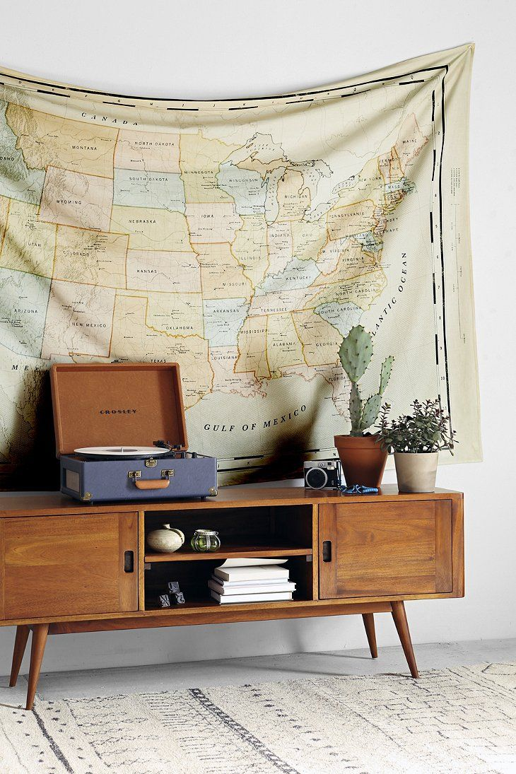 Le Style Vintage Frenchy Fancy # Decoration Meuble Tv