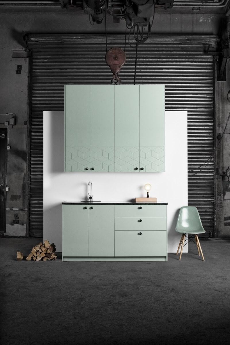 Inspiration cuisine Ikea et chaise Eames