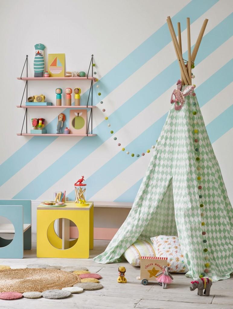 Tipi joli joli joli frenchy fancy for Photo deco slaapkamer meisje