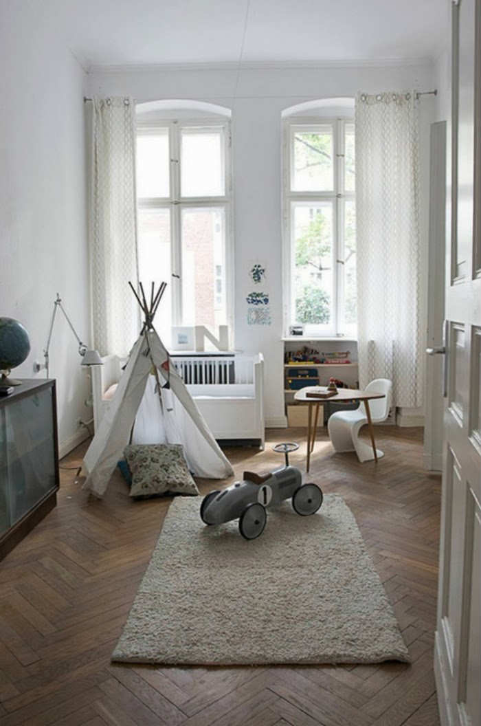 Best Chambre Petite Fille Vintage Gallery - Home Decorating Ideas ...