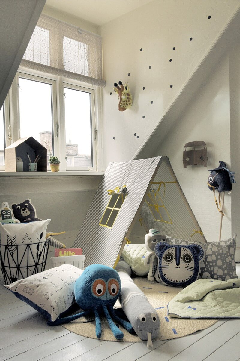 Tipi joli joli joli frenchy fancy for Chambre enfant design