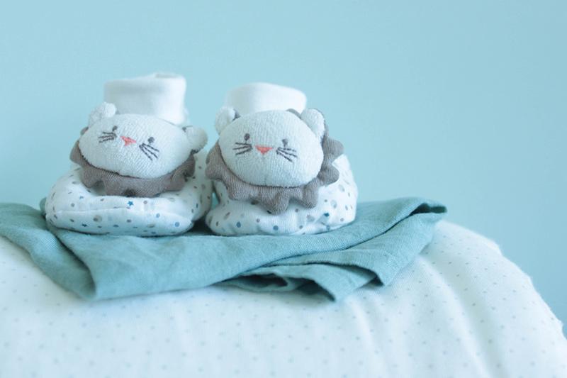 Chaussons pour bébé Sergent Major