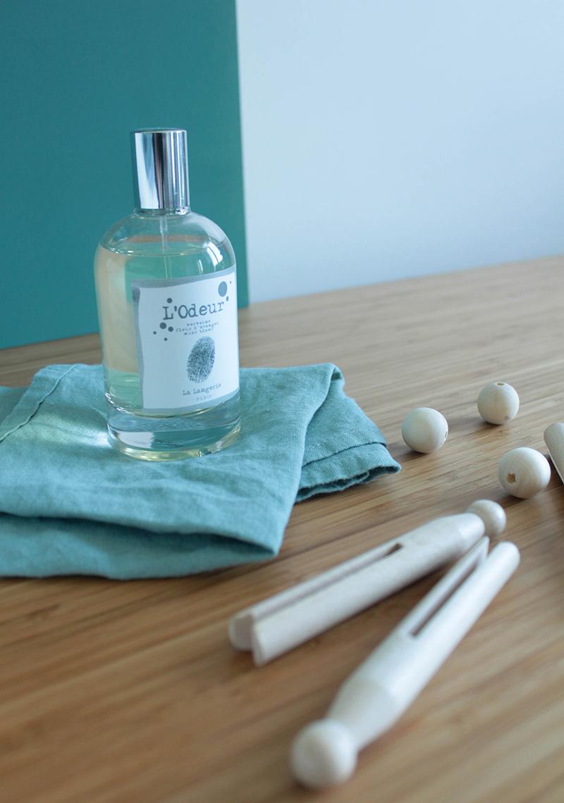 Fragrance pour Bébé chez La Langerie