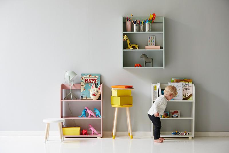 Du design scandinave pour les kids : Flexa