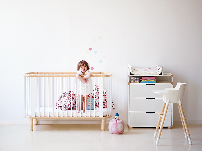 Du design scandinave pour les kids flexa frenchy fancy Chambre bebe scandinave