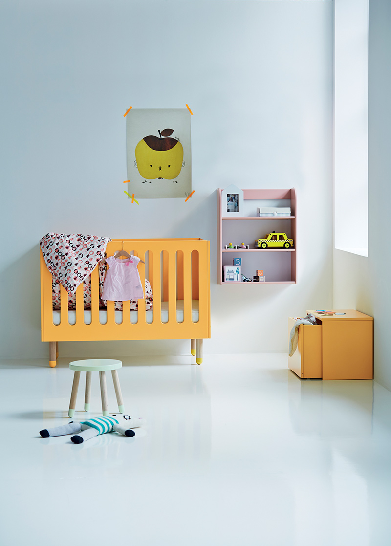 Du design scandinave pour les kids flexa frenchy fancy for Enfant design