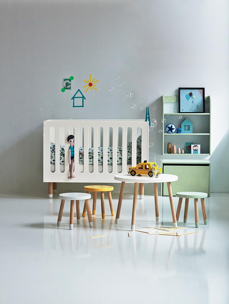 Lit design pour bébé