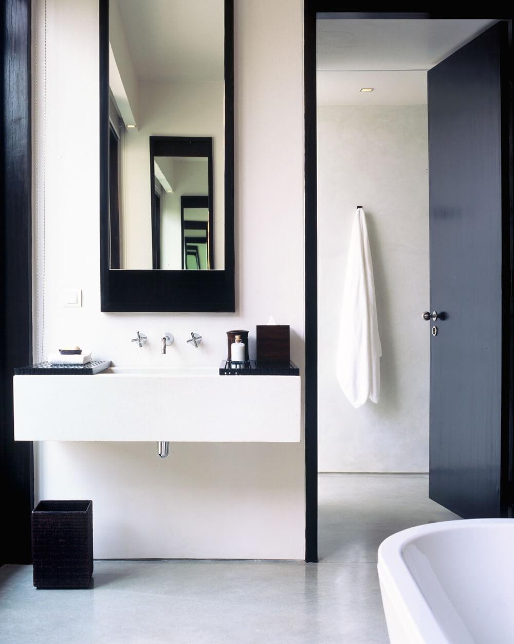 Architecture d'intérieur salle de bain
