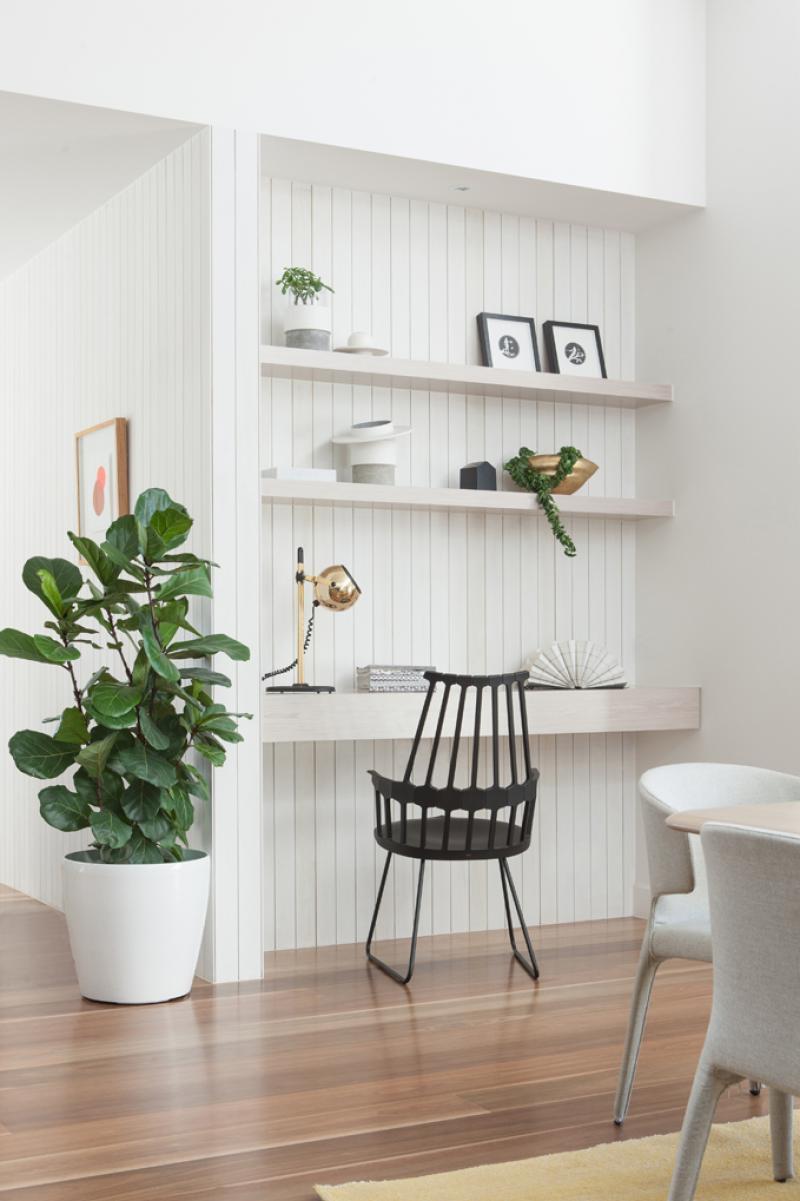 Aménager un coin bureau dans un petit espace