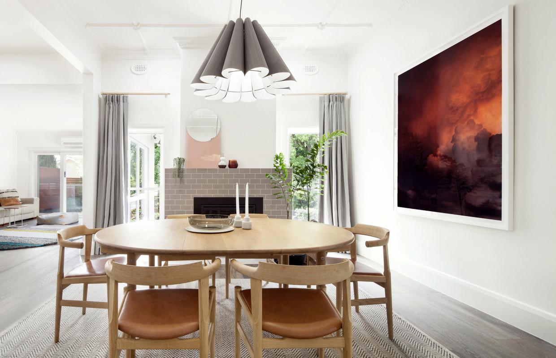 salle a manger style scandinave. Black Bedroom Furniture Sets. Home Design Ideas