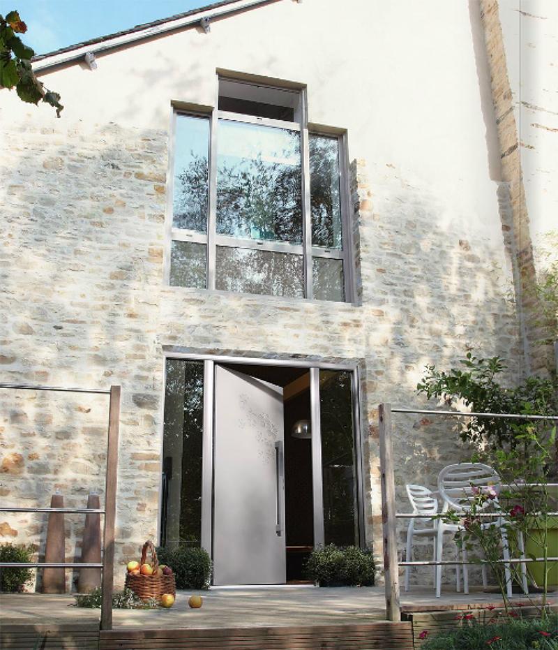 Architecture investir dans de belles portes frenchy fancy for Porte interieur maison design