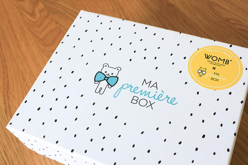 Ma première box x Womb