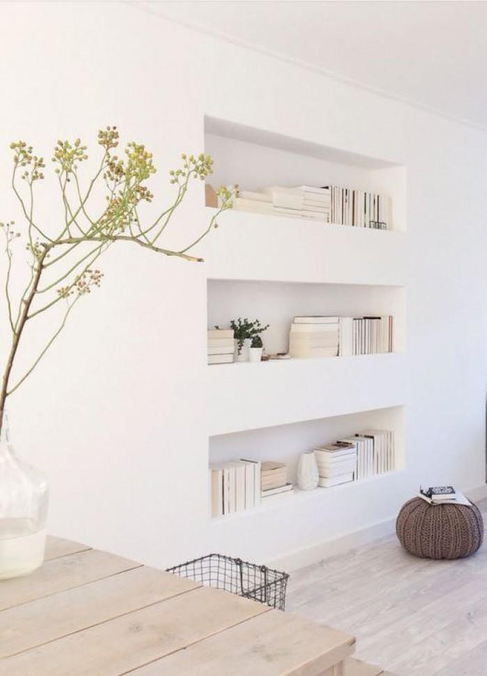 Créer une niche dans son salon