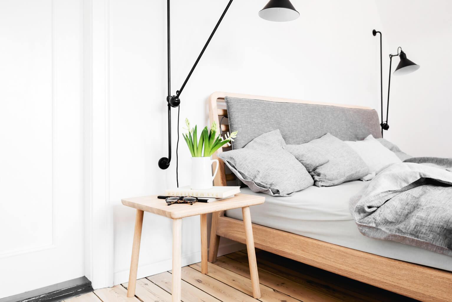 Quand minimaliste rime avec cosy frenchy fancy