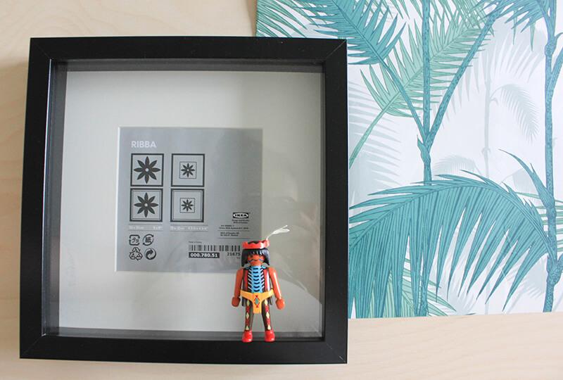 DIY : encadrez votre Playmobil préféré !