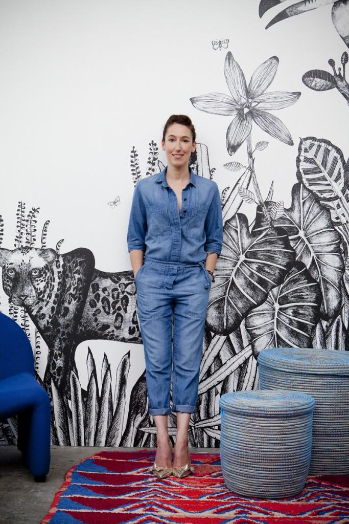 L'intérieur parisien de Cécile Figuette, créatrice de Bien Fait