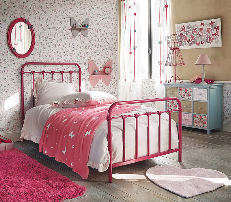 Maisons du monde la collection kids frenchy fancy - Lit cabane maison du monde ...