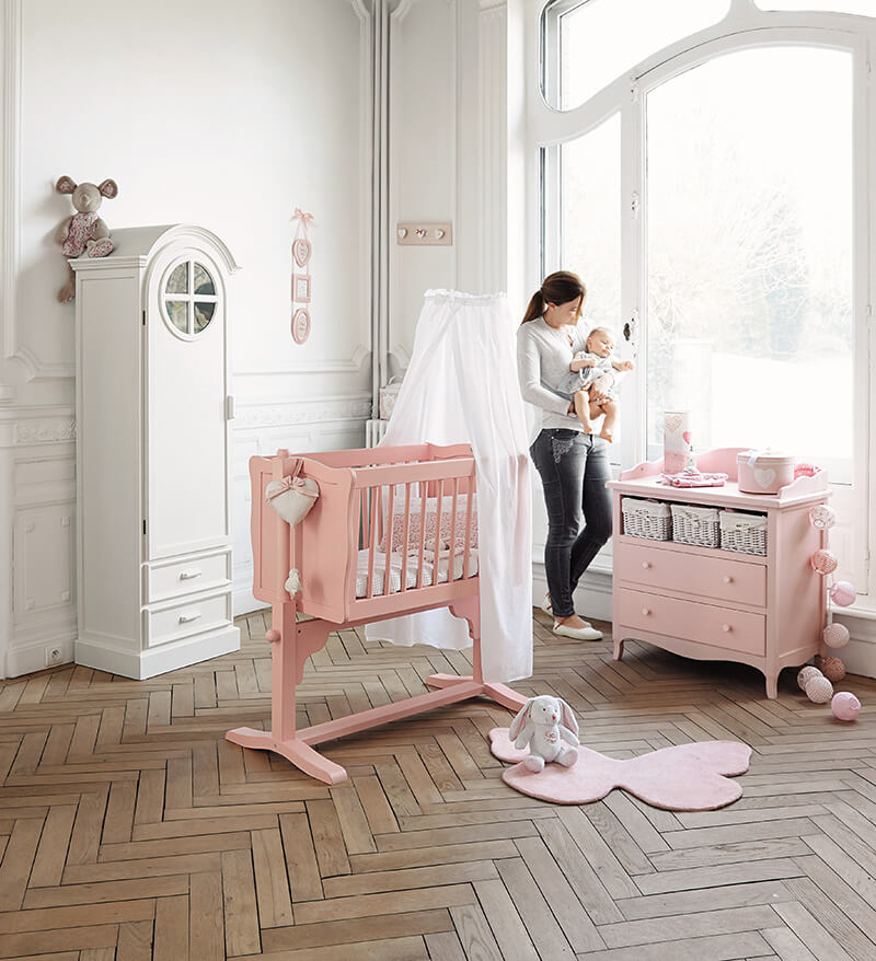 Maisons du monde la collection kids frenchy fancy - Lits maison du monde ...