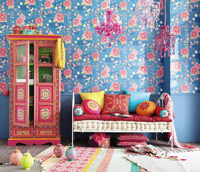 Maisons du monde la collection kids frenchy fancy - Decoration voyage autour du monde ...