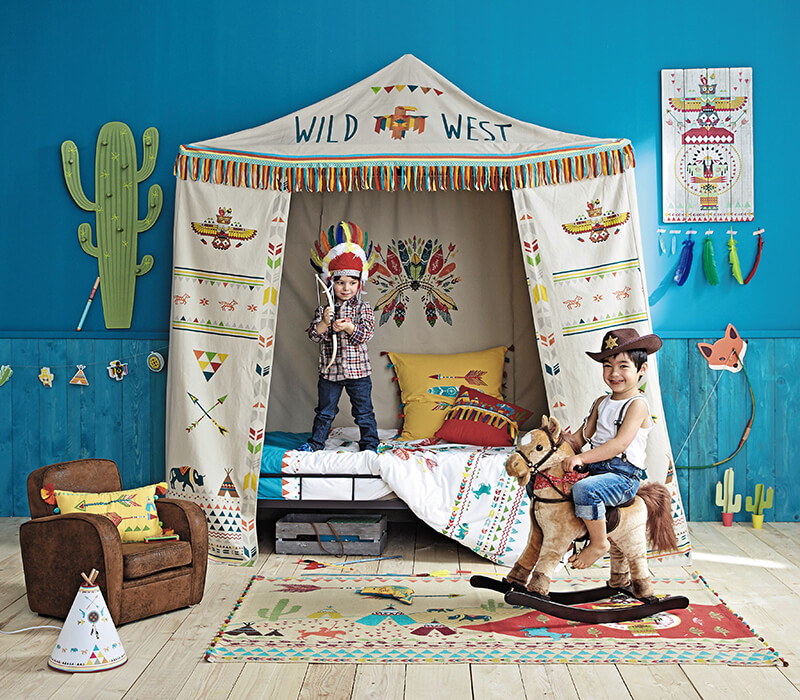 Maisons du monde la collection kids frenchy fancy for Maison du monde chambre bebe garcon