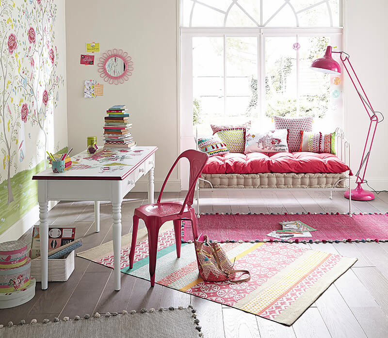 Maisons du monde la collection kids frenchy fancy - Chambre a coucher adulte maison du monde ...