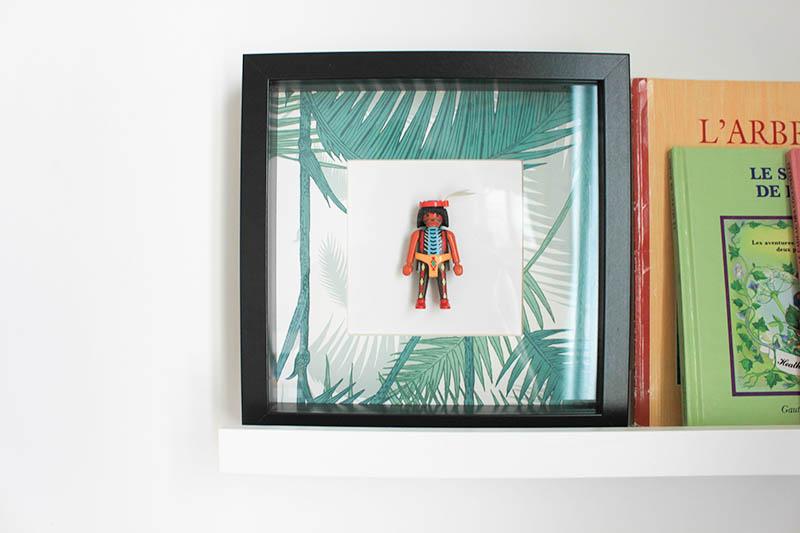 DIY : encadrez votre Playmobil préféré ! - FrenchyFancy