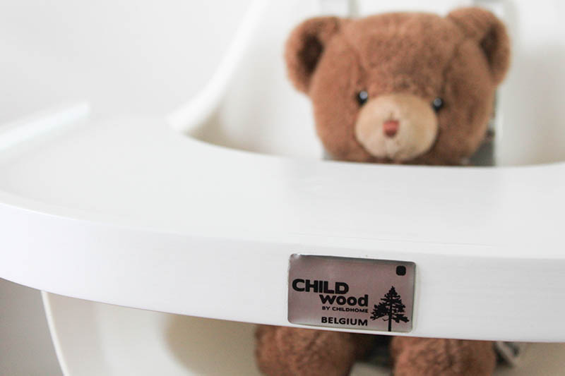 Chaise Evolu de chez Childwood