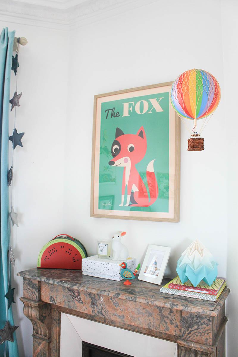 At home : la chambre de notre Baby Boy ♥
