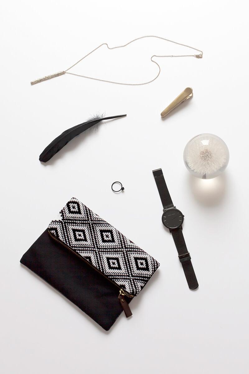 Accessoire de mode style ethnique