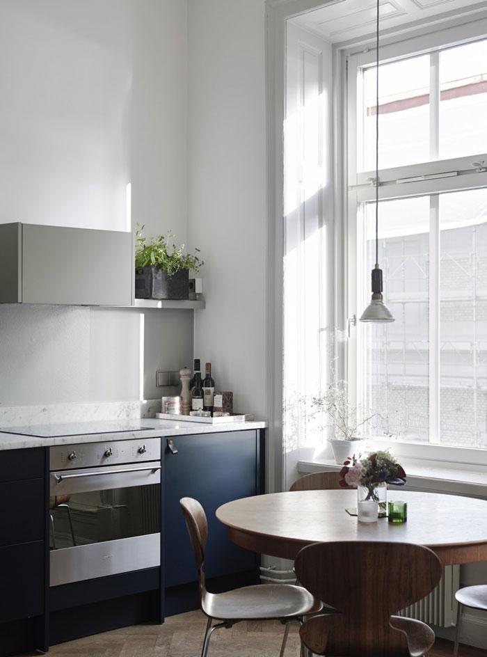 Une cuisine scandinave - Frenchy Fancy