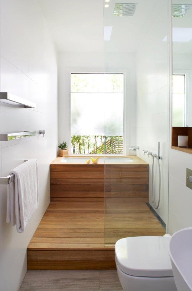 Inspiration une douche l 39 italienne frenchy fancy - Salle de bain longueur ...