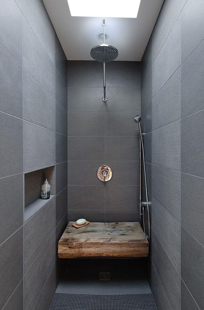 Salle de bain moderne et design