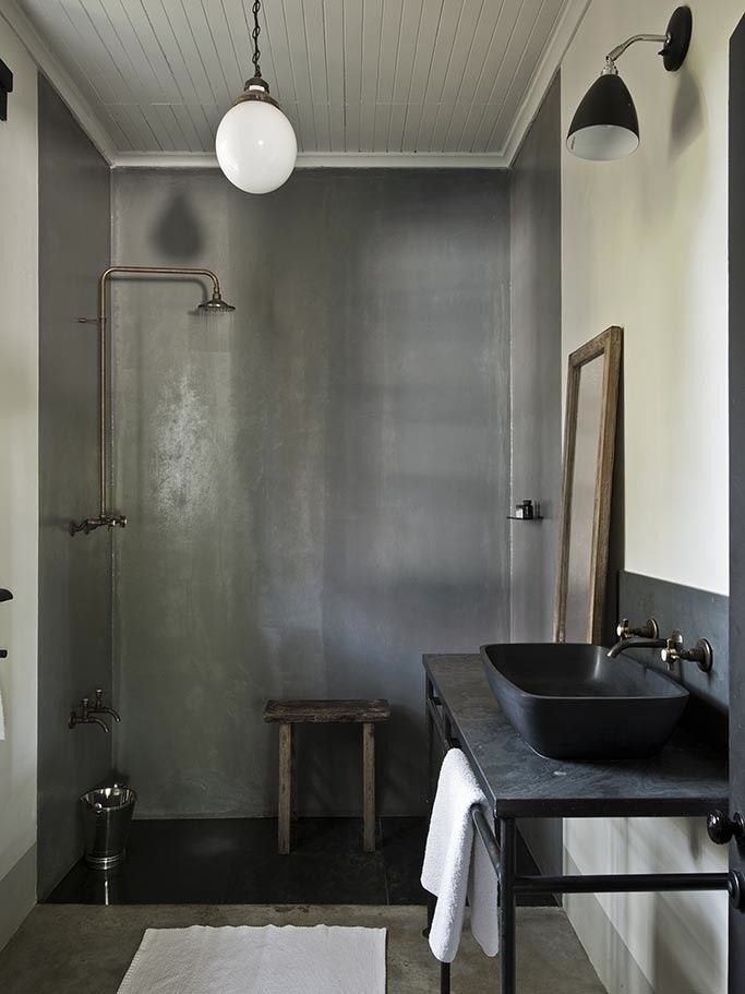 inspiration une douche litalienne frenchyfancy - Douche A Litalienne Moderne