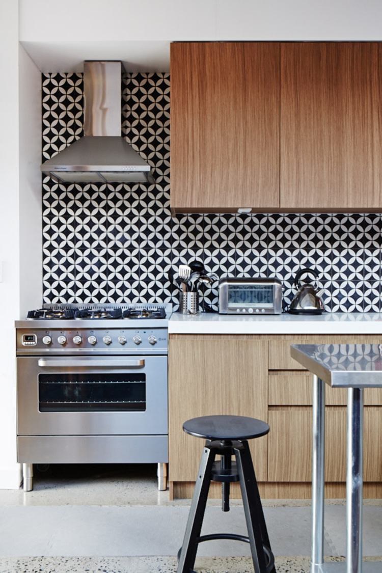 5 incontournables pour une jolie cuisine - frenchy fancy - Credence Design Cuisine