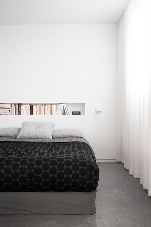 Réaliser une tête de lit avec une niche