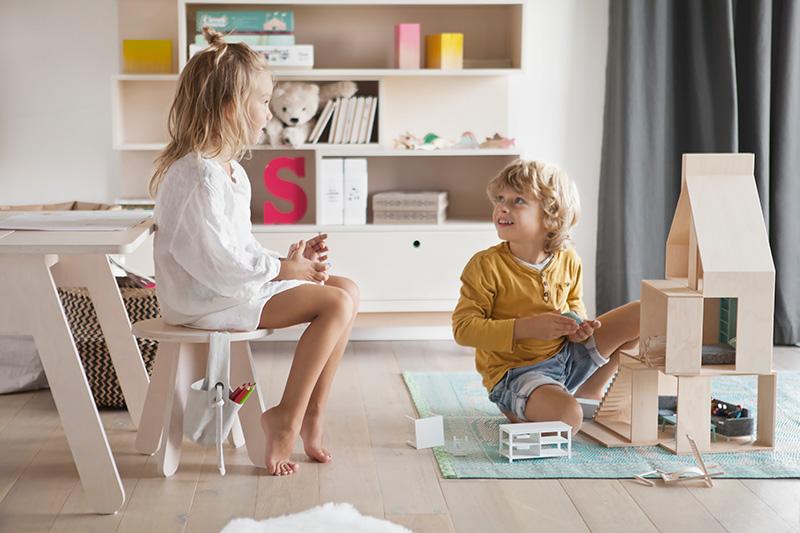Mobilier design pour les kids