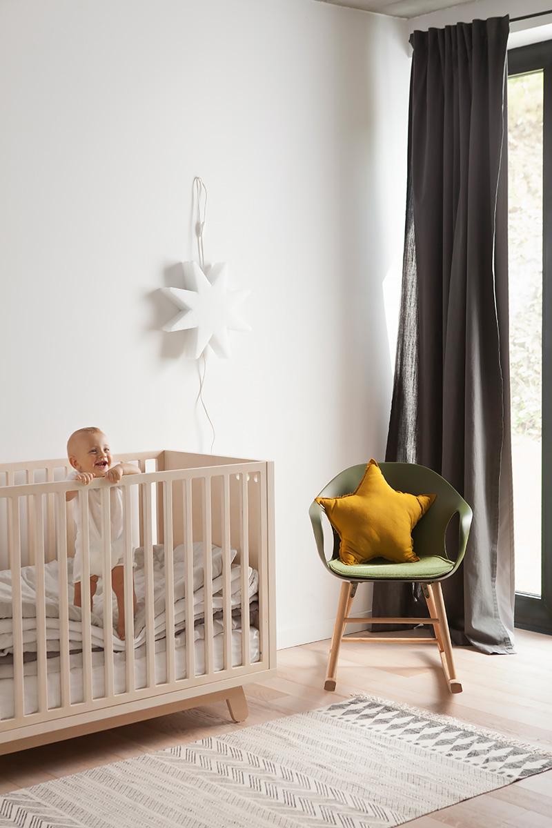 Lit de bébé design