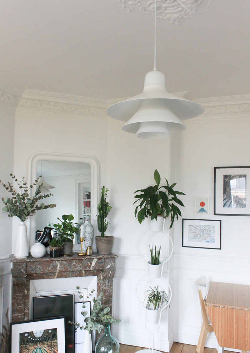 At home : la suspension Ikono de Normann Copenhagen