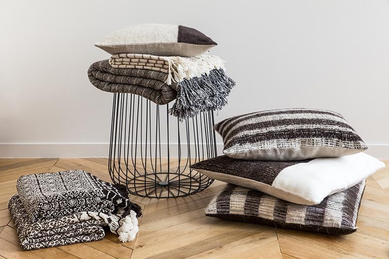 Aniza, des textiles de maison contemporains au style ethnique - FrenchyFancy