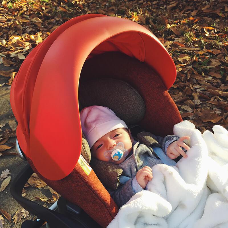 Avis siège auto bébé