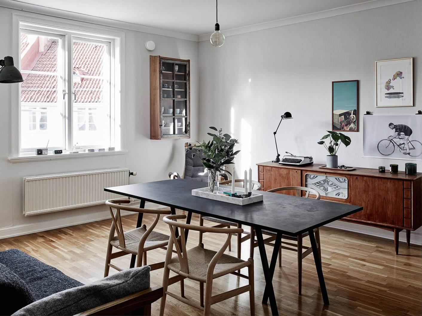 deco salle manger scandinave gallery of salle a manger deco daccoration salle a manger elegante. Black Bedroom Furniture Sets. Home Design Ideas