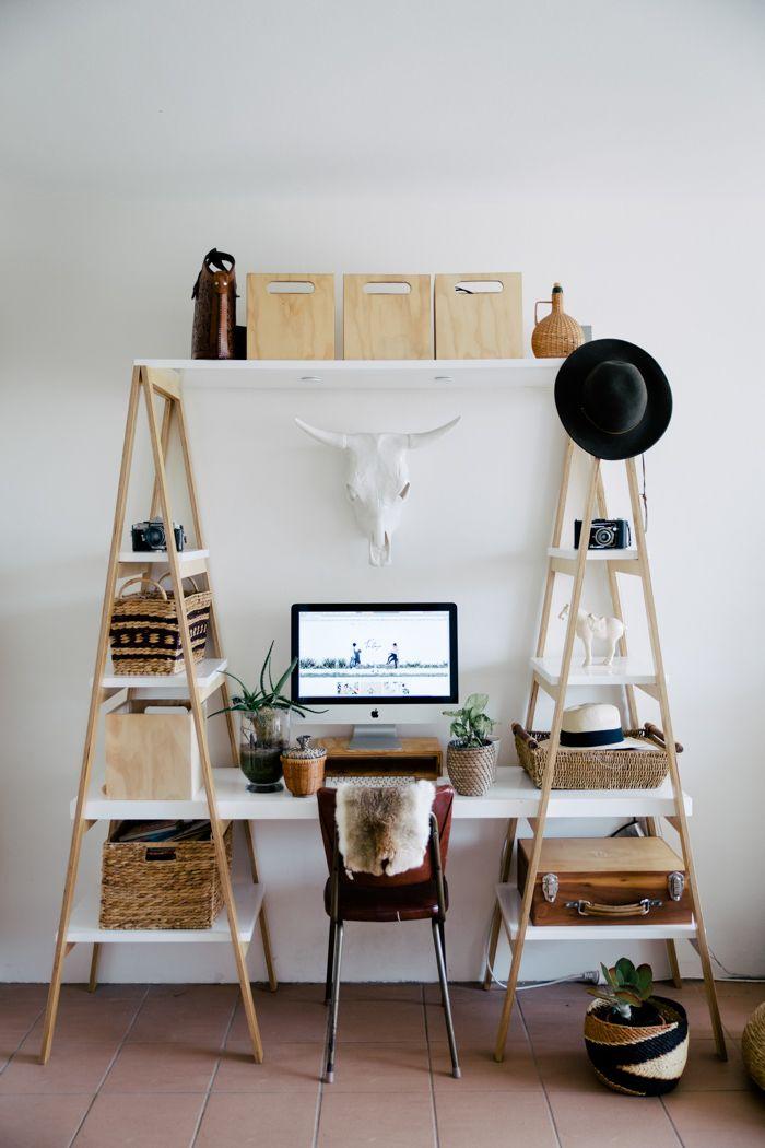 Idée bureau DIY
