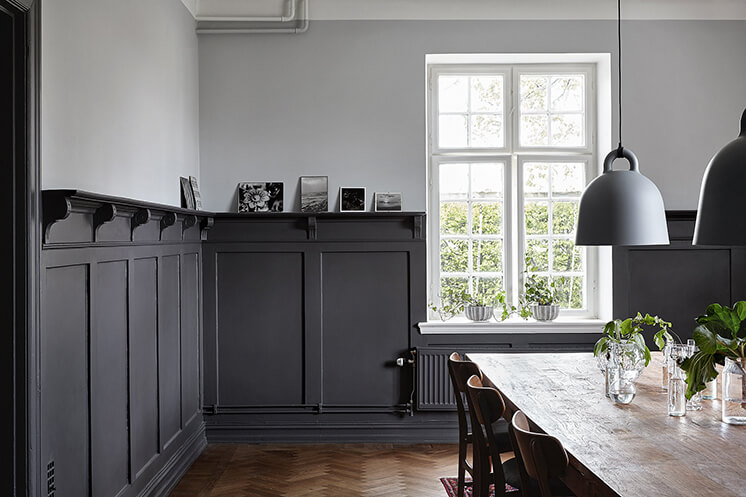 Une maison en su de frenchy fancy for Decoration interieur haussmannien