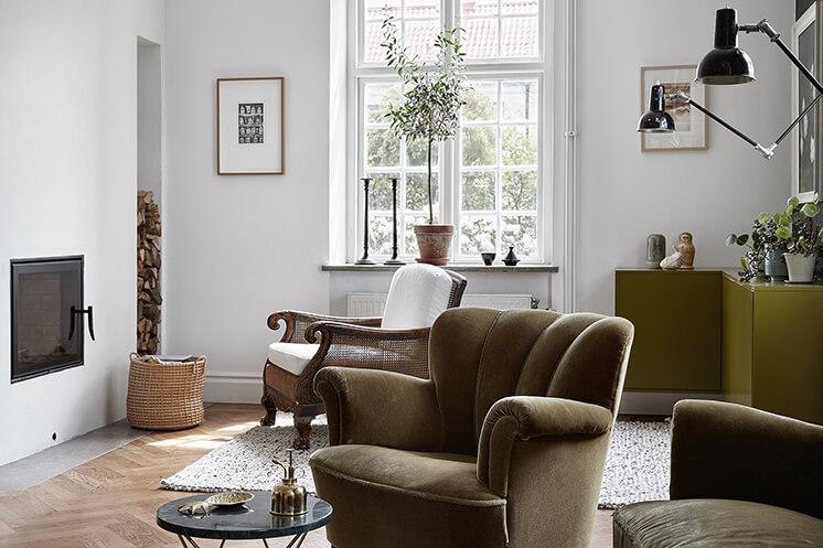 une maison en su de frenchy fancy. Black Bedroom Furniture Sets. Home Design Ideas
